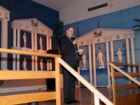 2011 01 29 Ballnacht Begrüssung durch Obmann Gerald Stutz