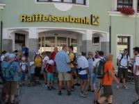 2011 08 13 Jahnwanderung Gmunden_Abmarsch