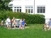 2011 08 13 Jahnwanderung Gmunden_gestärkt gehts weiter