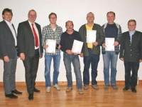 2012 04 12 Hauptversammlung-erhielten-asvoö-ehrenzeichen-in-silber-florian-ernst_otto-baumgartner_hans-peter-sauer_alois-ennser