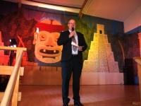 2012 01 28 Ballnacht Begrüssung durch Obmann Gerald Stutz