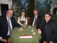 2012 01 28 Ballnacht Besuch des Turnpräsidenten und unseres Hauptsponsors