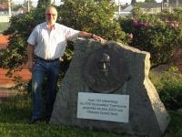 2014 06 03 Neues Schild bei Jahndenkmal beim Turnerheim