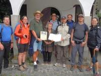 2014 08 14 Jahnwanderung Hallstättersee_Entenarsch Erinnerung vor 20 Jahren