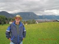 2014 08 14 Jahnwanderung Hallstättersee_Traunstein in Sicht