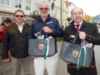 2015 04 18 Ehrung der Gemeinde fuer 20 Jahre Obmann beim Pferdemarkt 9