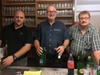 2016 12 03 Julschauturnen Turnerheim Neumarkt Ausschankunterstützung