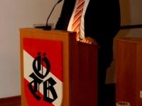2014 03 21 JHV ÖTB Neumarkter TV: Begrüssung durch Obmann Gerald Stutz
