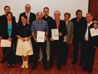 2014 03 21 JHV ÖTB Neumarkter TV: Ehrung für 25-jährige Mitgliedschaft