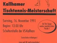 1991-11-16-öaab-tischtennis-ortsmeisterschaft-flugblatt