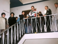 1995 11 25 ÖVP Kallham Parlamentsbesuch Wien