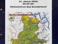 2000 01 21 Bad Schallerbach ÖAAB Bezirkstag Einladung 2