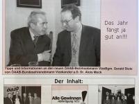 2002 01 01 ÖAAB Bezirksjournal Nr 1 Seite 1