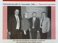 2002 11 01 ÖAAB Bezirksjournal Nr 2 Seite 1