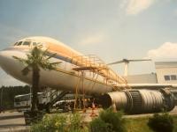 2003 06 13 Gemeinde Kallham Betriebsausflug Mittagessen im Magic Jet