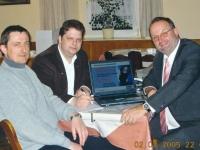 2005 03 02 ÖAAB Kallham Lohnsteuerinfo mit Markus Hofstadler
