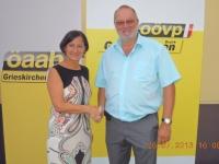 2013-07-26-mikl-leitner-johanna-innenministerin-und-öaab-bundesobfrau-in-neumarkt
