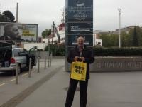 2015 09 24 ÖVP Wahlmittelverteilung Blumautower Linz