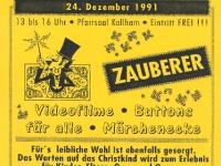 1991-12-24-öaab-familiennachmittag-flugblatt