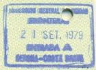 1979 09 21 Spanien Gerona - Einreise