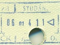 1994 01 06 Tschechoslowakei - Einreise