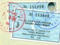 1994 08 07_21 Türkei Antalya - Ein und Ausreise