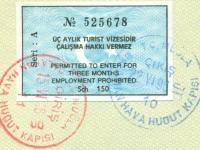 1996 06 15_22 Türkei - Ein und Ausreise