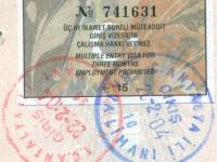 2004 02 22_28 Türkei Antalya - Ein und Ausreise