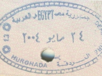 2004 05 24 Ägypten - Ausreise