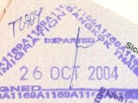 2004 10 26 Thailand Bangkok - Ausreise