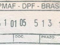 2005 01 31 Brasilien - Einreise