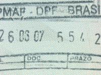 2007 06 26 Brasilien Sao Paulo - Ausreise
