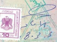 2008 03 05 Libyen Tripolis - Ausreise