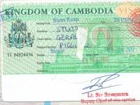 2012 01 08 Kambodscha - Visum