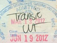 2012 03 22 USA Atlanta - Einreise - falscher Tagesstempel