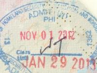 2012 11 01 USA Philadelphia - Einreise