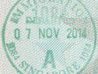 2014 11 07 Singapur - Ausreise