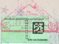 2015 03 23 Malaysia Kuala Lumpur - Ausreise