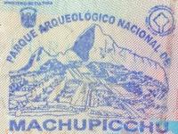2015 11 08 Peru - Machu Picchu