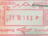 2016 10 21 Armenien Jerevan - Ausreise