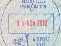 2016 11 06 Seychellen Mahe - Ausreise