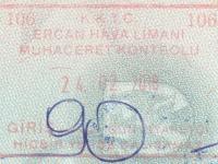 2018 02 24 Zypern - Einreise