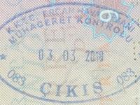 2018 03 03 Zypern - Ausreise