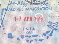 2018 04 17 Malediven - Ausreise