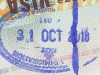 2018 10 31 Sambia - Ausreise
