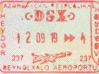 2019 09 12 Aserbaidschan - Ausreise
