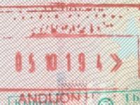 2019 10 05 Usbekistan - Ausreise