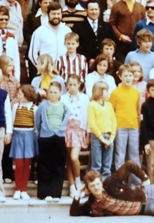 1974 05 24 Wien Belvedere Gauturnfest Wien