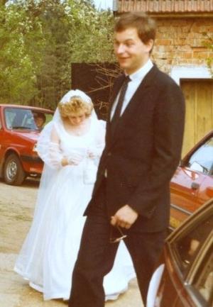 1985 05 11 Hochzeit Hedi und Otto Baumgartner