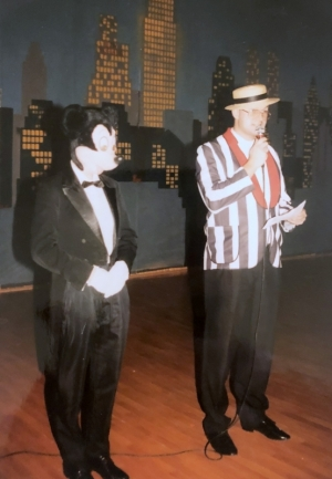 1992 01 25 Eröffnung Neumarkter Ballnacht
